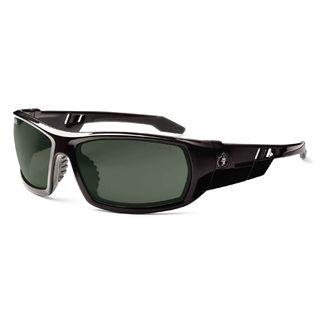 Ergodyne 50071 ODIN Polarized G15 Lens Black Safety Glasses