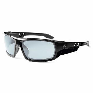 Ergodyne 50083 ODIN Anti-Fog In/Outdoor Lens Black Safety Glasses