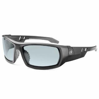 Ergodyne 50483 ODIN Anti-Fog In/Outdoor Lens Matte Black Safety Glasses