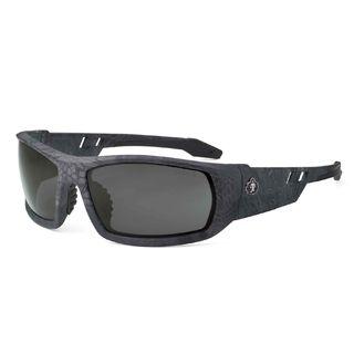 Ergodyne 50533 ODIN Anti-Fog Smoke Lens Kryptek Typhon Safety Glasses