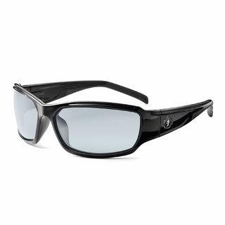 Ergodyne 51080 THOR In/Outdoor Lens Black Safety Glasses