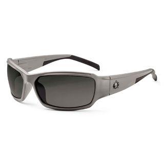 Ergodyne 51131 THOR Polarized Smoke Lens Matte Gray Safety Glasses