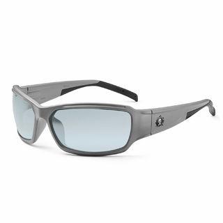 Ergodyne 51180 THOR In/Outdoor Lens Matte Gray Safety Glasses