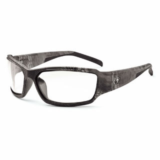Ergodyne 51303 THOR Anti-Fog Clear Lens Kryptek Typhon Safety Glasses