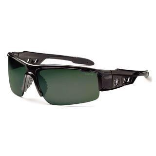Ergodyne 52071 DAGR Polarized G15 Lens Black Safety Glasses