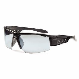 Ergodyne 52083 DAGR Anti-Fog In/Outdoor Lens Black Safety Glasses