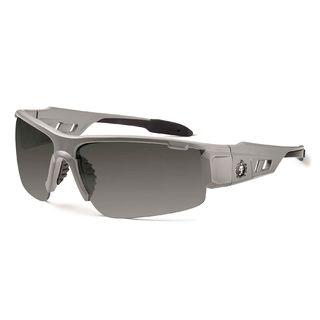 Ergodyne 52130 DAGR Smoke Lens Matte Gray Safety Glasses