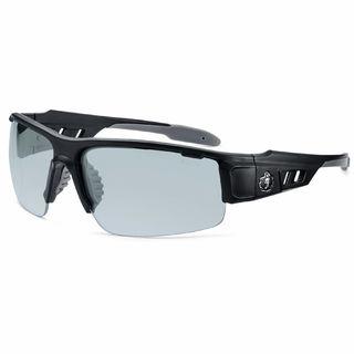 Ergodyne 52480 DAGR In/Outdoor Lens Matte Black Safety Glasses