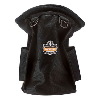 Ergodyne 5528 5528  Black Topped Parts Pouch - Canvas