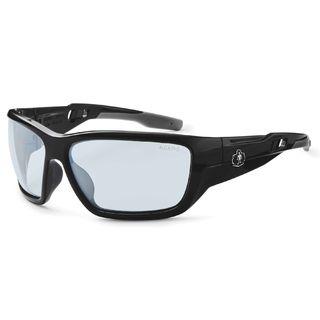 Ergodyne 57083 BALDR Anti-Fog In/Outdoor Lens Black Safety Glasses