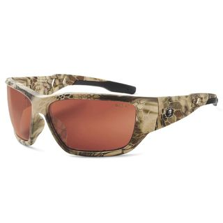 Ergodyne 57320 BALDR Copper Lens Kryptek Highlander Safety Glasses