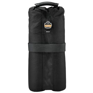 Ergodyne 6094 6094 One Size Black Tent Weight Bags - Set of 2