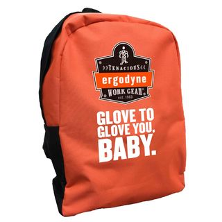 Ergodyne 90243-GG BPAK-BP  Glove to Glove Orange Backpack