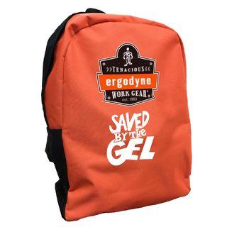Ergodyne 90243-SG BPAK-BP  Saved by the Gel Orange Backpack