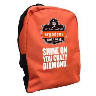 Ergodyne 90243-SO BPAK-BP  Shine On Orange Backpack