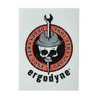 Ergodyne 99875 STICKER  Drops Free Stickers - Pack of 25