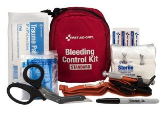 First Aid Only Bleeding Control Kit, Standard
