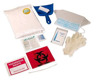 First Aid Only Spill Magic SM-Biohazard Biohazard Cleanup Kit