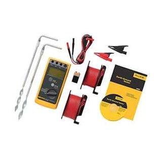 Fluke Corporation ES-162P3 3-Pole Fall of Potential Stake Kit