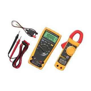 Fluke Corporation FLUKE-179-2/IMSK 179 IMSK, Industrial Multimeter kit, 179 DMM, TL75 Test Leads, 80