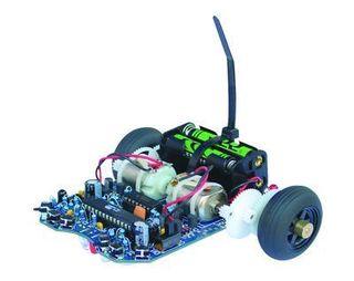 GLOBAL SPECIALTIES SE ARX ASURO ROBOT