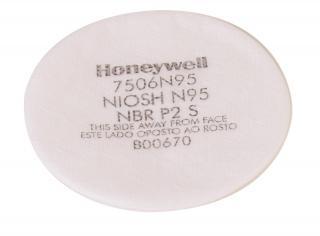 North Series Filter Pad, N95, (10/PK)
