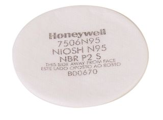 North Series Filter Pad, N95, (10/PK)