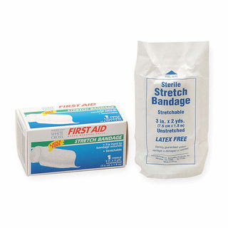"Honeywell Safety 43172 (1 EA/BX) GAUZE BANDAGE3""""X4.1 YD STRETCH GZ"