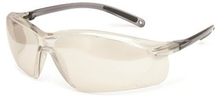 Honeywell Safety A700 A700 Protective Eyewear, Clear Lens, Gray Frame