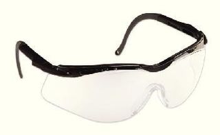 Honeywell Safety T56505BS 'N-Vision'' safety glasses, black & grey frame, smoke l