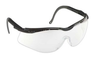 Honeywell Safety T56555B 'N-Vision'' safety glasses, black & grey frame, clear le