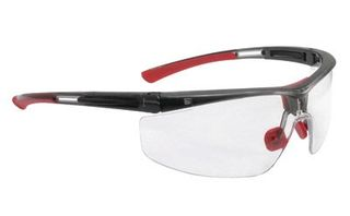 North by Honeywell Adaptec™ T5900LTK Protective Eyewear, Clear/Black
