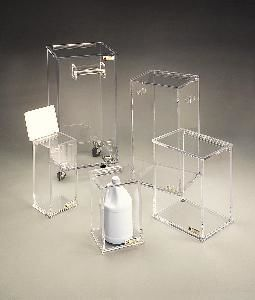 IBI Scientific FL-150 MEDIUM FLIP-TOP WASTE CONTAINR