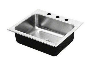 Just Manufacturing Inc Sl2119agr Ss Sink Od21x19x7 5deep