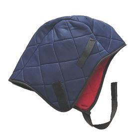 Kimberly-Clark 14502 225 Winterliner, Under hat, Quilted nylon outer shell with extra-thick foam fil