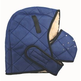 Kimberly-Clark 16765 440 Max Winterliner with mouthpiece, Nylon quilt outer shell with poly-sherpa l