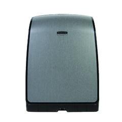Kimberly-Clark 39710 MOD* Universal Folded Towel Dispenser, 12.699in x 5.525in x 18.806in, Faux Stai