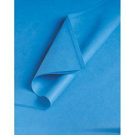 Kimberly-Clark 62648 KC600 Kimguard One-Step* Sterilization Wrap, Blue, 24EA/BG, 1BG/CS, 48in x 48in