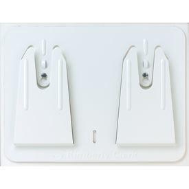 Kimberly-Clark 73900 Access® Wall Mount Wiper Dispenser, 10.8in x .65in x 8in