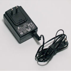Kimberly-Clark 90000 AC Adapter for MOD Electronic Towel Dispensers, Black