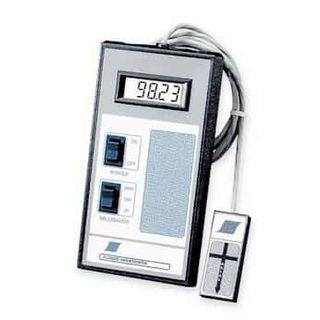 Laboratorio Electrofisco 60-B411793A Single Axis Magnetometer w/Longitudinal Probe