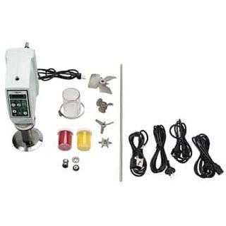 120//230 VAC 40 to 2000 RPM Caframo Compact Digital Lab Mixer