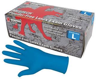 Memphis Glove 5048XL (500EA/CASE) EMT HI-RISKLATEX