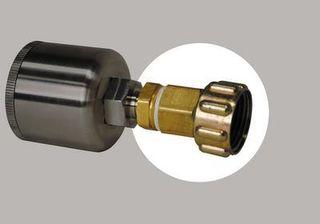 Monarch Instrument 5396-9907 GARDEN HOSE ADAPTOR: BRASS