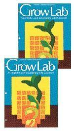 NATIONAL GARDENING ASSOC SE 0915-87331 BOOK - GROWLAB GUIDE/GARDENING