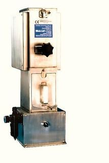 NATIONAL SCIENTIFIC CO C4040-VCMC VIAL CRUSHER MANUAL W/CART.