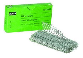 NORTH SAFETY 020380 (10/BX)(10BX/CS) WIRE SPLINT