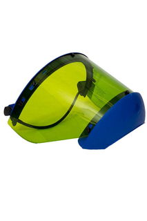 National Safety Apparel H16XX10CALCAFUB 10 cal Arc Flash Faceshield with Full Brim Adapter
