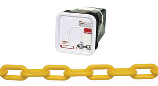 ORS NASCO, INC. 193-0990836 #8 PLASTIC CHAIN/YELLOWIN SQUA