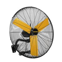 Pinnacle Climate Technologies MAC-24WOSC MASTER 24 in. Industial Oscillating Wall Mounted Fan